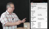 App bildet Brücke zwischen ERP, MES und PLM