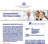Referenzbericht Zahnradwerk Pitzwalk GmbH