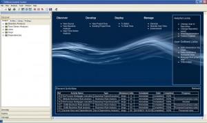 Das Control Center von Trillium Software verknüpft die Datenpflegeaktionen von IT- und Fachabteilung. Quelle: Harte-Hanks Trillium