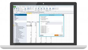 Über Data-driven Modelling können Anwender mit Jedox 5.1 aus vorhandenen MS Excel-Dateien automatisiert ein Modell für Online Analytical Processing erzeugen.  © Jedox