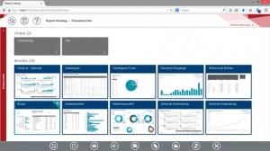 Mit der neuen IDL-Reporting-Plattform inklusive IDL.DESIGNER und dem Report- und App-Katalog bietet IDL Release 2014 Komponenten für den Aufbau von Web-, Portal- und Mobility-Lösungen.