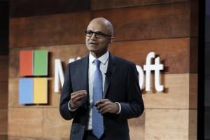 """""""Wir wissen, welchen Angriffen Firmen und Privatpersonen ausgesetzt sind, und wir unternehmen aktiv etwas dagegen"""", versichert Microsoft-Chef Satya Nadella. """"So untersuchen wir Rahmen der Services für MS Office 365 und MS Outlook jeden Monat mehr als 200 Millionen E-Mails auf Schadsoftware und bereinigen diese."""""""
