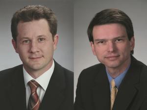 Die Autoren Dr. Karsten Sontow (links) ist Vorstand bei der Trovarit AG. Dr. Oliver Vering (rechts) ist Leiter Retail bei Prof. Becker GmbH. Quelle:Trovarit/Prof. Becker GmbH.