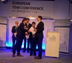TDWI Award 2016