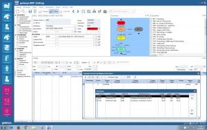 In godesys ERP 5.6 können Disponenten geplante Zugänge von Waren für einzelne Aufträge reservieren. Das soll die Warenverteilung optimieren. Foto: Godesys