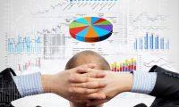 Konjunkturprognosen lassen Controller schwitzen